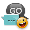 Pristine GO SMS Theme icon