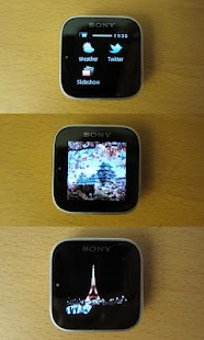 Slideshow for SmartWatch- screenshot thumbnail