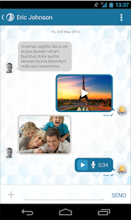 TelexApp - screenshot thumbnail