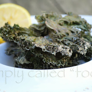 Tahini Kale Chips Recipe