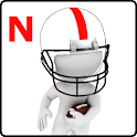 Nebraska Football logo