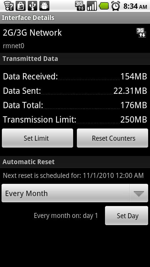 NetSentry- screenshot