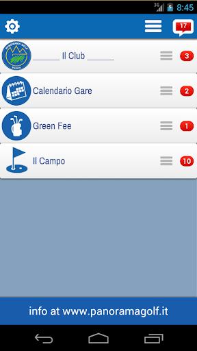 【免費運動App】Panorama Golf-APP點子