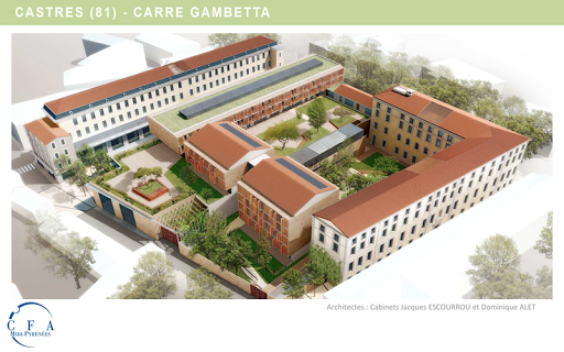 CARRE GAMBETTA CASTRES
