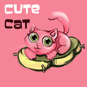 Cute Cat Keyboard icon