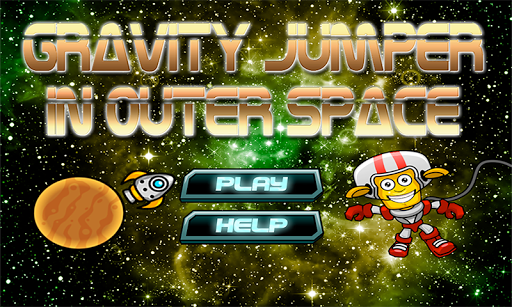 Gravity Jumper In Space FREE