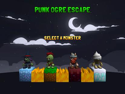 Punk Ogre Escape
