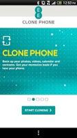 Screenshot of Clone Phone