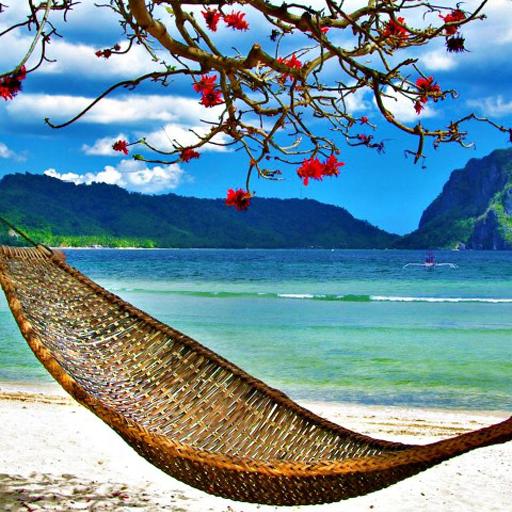 海灘壁紙 旅遊 App LOGO-APP試玩