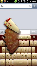 GO Keyboard Fortune Dragon Screenshot 5