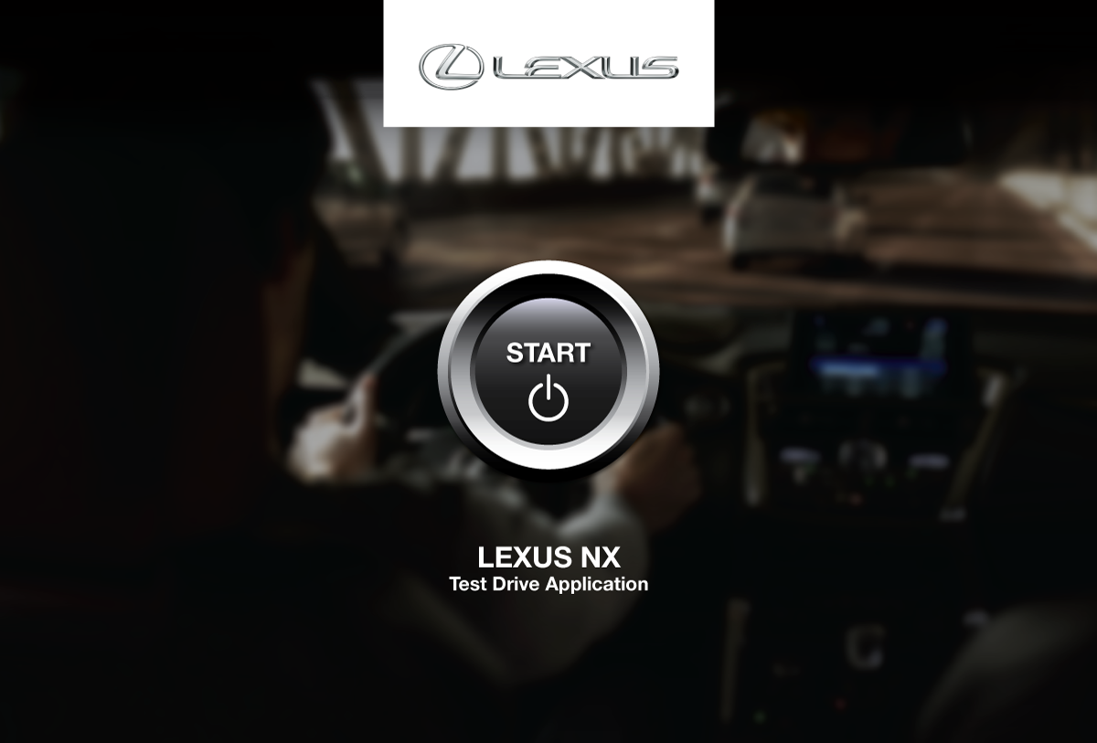 Lexus NX Test Drive- screenshot