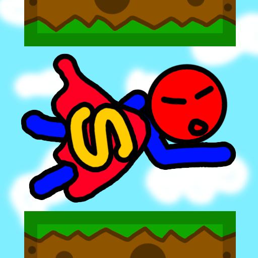 오래 날리기 - 슈퍼맨 街機 App LOGO-硬是要APP