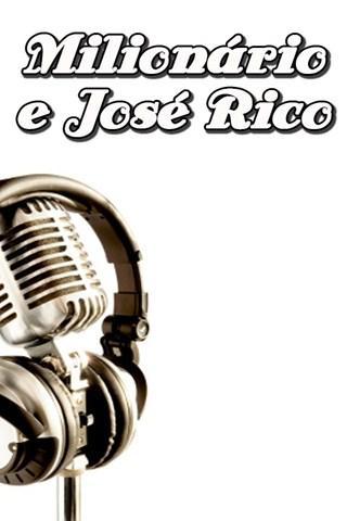 Milionário e José Rico Letras