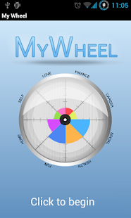 Screenshots for MyWheel