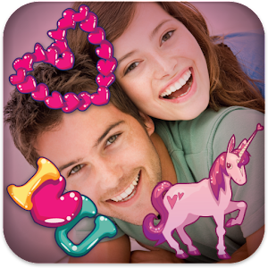 Love Photo Stickers Icon