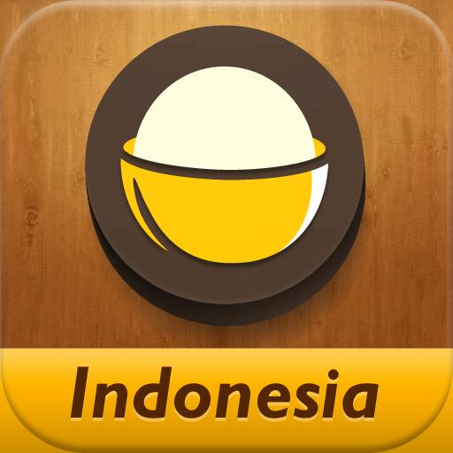 OpenRice Indonesia LOGO-APP點子