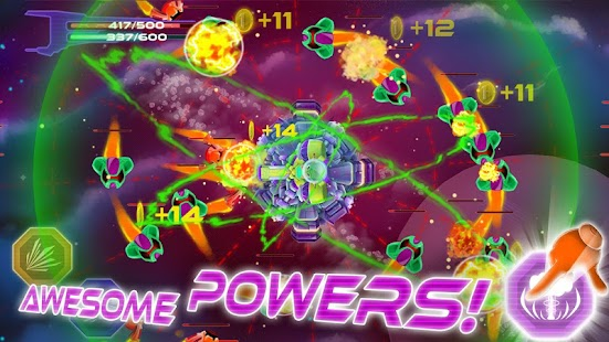 Space Defense - Shooting Game - screenshot thumbnail
