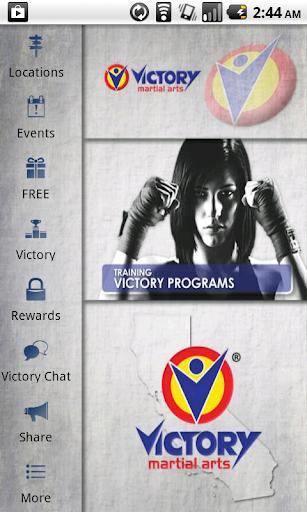 Victory Martial Arts CA