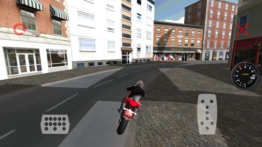 Motor Race Simulator 3D