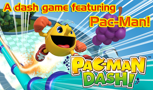 PAC-MAN DASH!- screenshot thumbnail