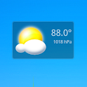 14 d Micro Transparent Weather icon