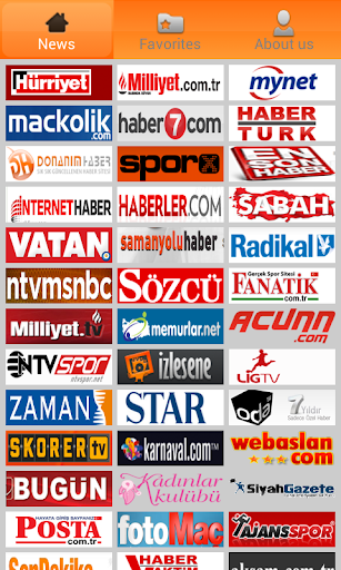 Turkey Newspapers.