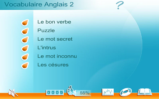 Vocabulaire Anglais Interm.