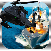 Download Android App Gunship Helicopter Army Battle for Samsung