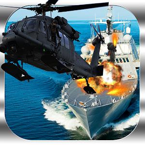 Helicopter Strike-Death Sniper