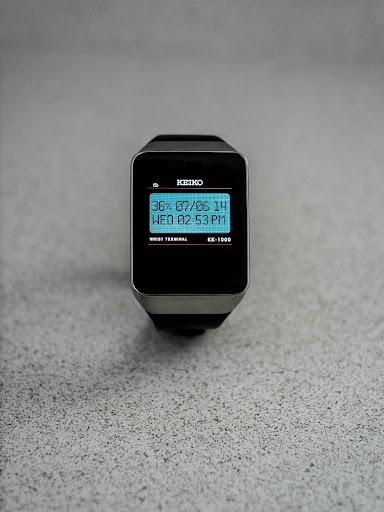 Keiko Timepiece Watchface
