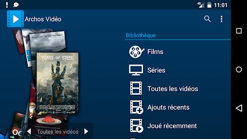 Archos Video Player Free Screenshot 1