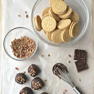 Cinnamon Sticky Bun OREO Cookie Balls