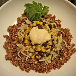 Southwestern Quinoa.