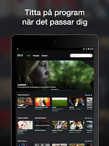 SVT Play screenshot 4