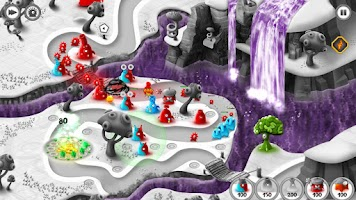 Screenshot of Jelly Defense