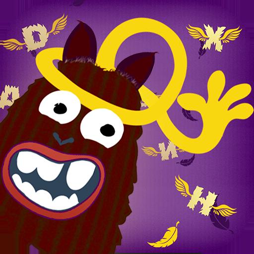 拼字のアルファバイト LOGO-記事Game