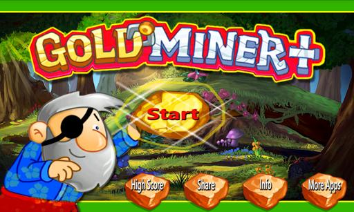 Gold Miner Plus