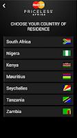 Screenshot of Priceless Africa