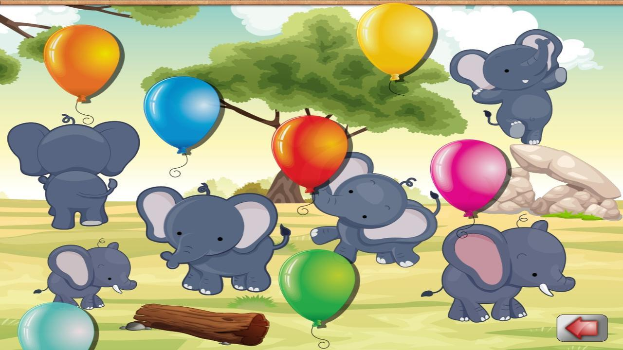 free kids puzzles- screenshot