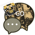 GO SMS THEME/vintagevariety icon