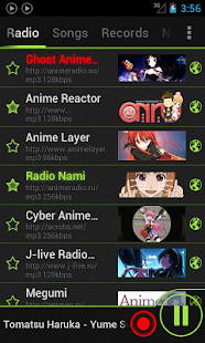 Anime Music Radio - screenshot thumbnail