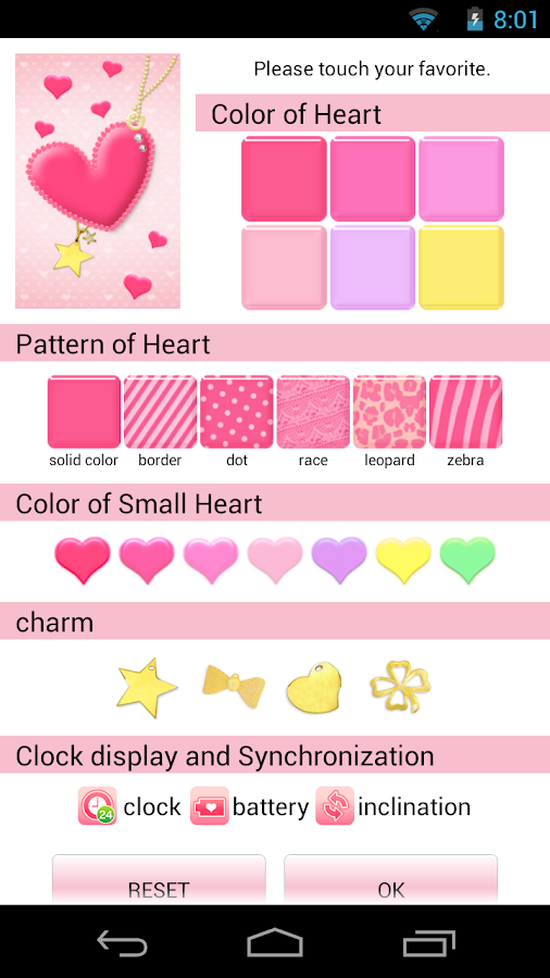 pink heart LW [FL ver.] - screenshot