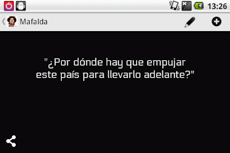 Frases de Mafalda - screenshot thumbnail
