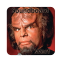 Star Trek Worf Soundboard logo