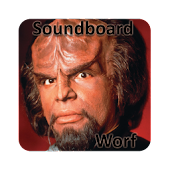 Star Trek Worf Soundboard