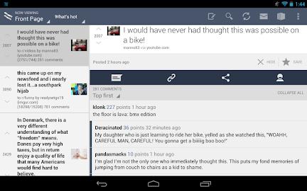 BaconReader for Reddit Screenshot 18