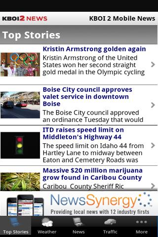 KBOI Local Mobile News - screenshot