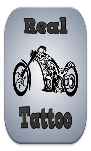 Real Tattoo Camera