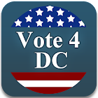 Vote 4 DC icon