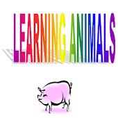Aprende Animales en Inglés